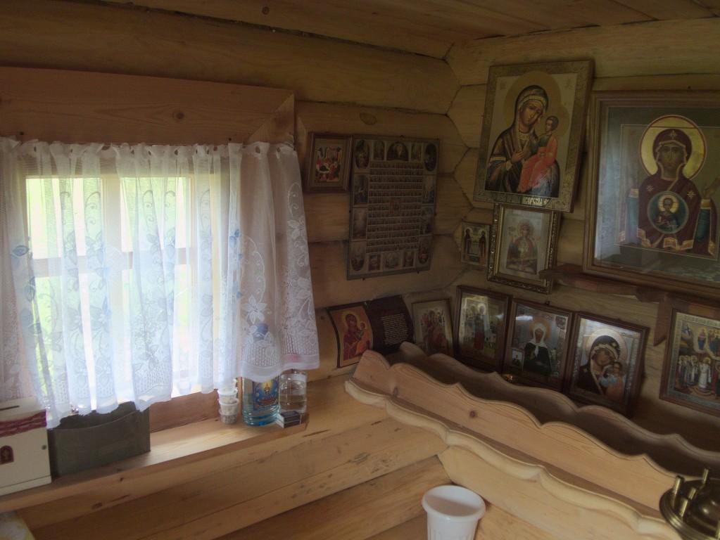 Часовня Пахомия Кенского, Коровино