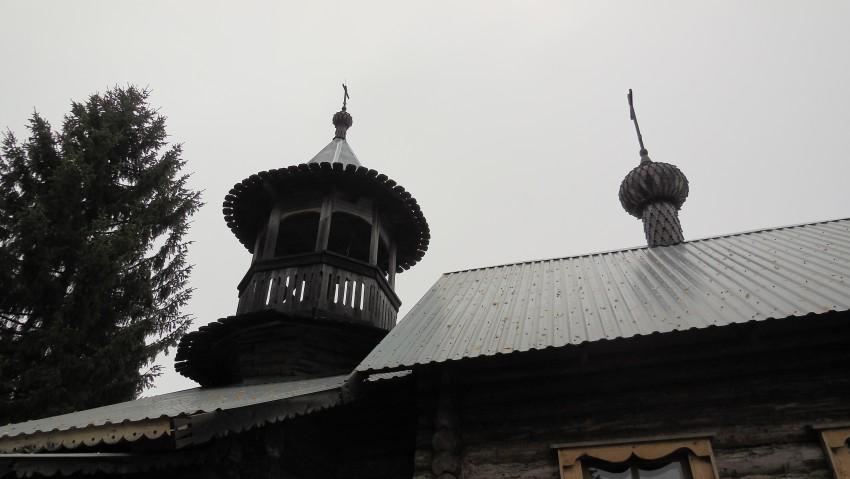 Церковь Спаса Нерукотворного  Образа, Щеккила