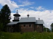 Церковь Спаса Нерукотворного  Образа - Щеккила - Пряжинский район - Республика Карелия