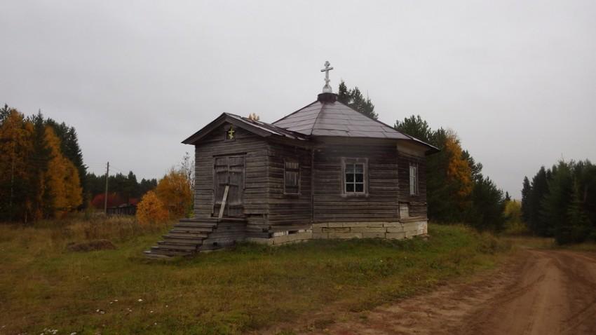 Часовня Воздвижения Креста Господня, Труфанова