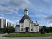Церковь Ермогена, Патриарха Московского, в Крылатском - Москва - Западный административный округ (ЗАО) - г. Москва