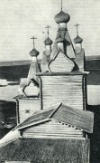 Церковь Воскресения Христова - Немнюга - Пинежский район - Архангельская область