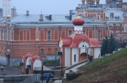 Иверский женский монастырь. Часовня Царственных страстотерпцев - Самара - Самара, город - Самарская область