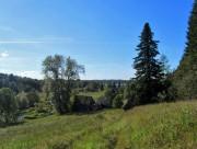 Неизвестная часовня - Салмозеро-Рубцово - Пудожский район - Республика Карелия