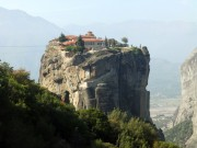 Монастырь Троицы Живоначальной - Метеоры (Μετέωρα) - Фессалия (Θεσσαλία) - Греция