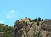 Монастырь Святого Стефана. Собор Харалампия - Метеоры (Μετέωρα) - Фессалия (Θεσσαλία) - Греция