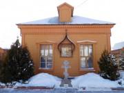 Воскресенский мужской монастырь. Церковь Силуана Афонского - Портпосёлок - Тольятти, город - Самарская область