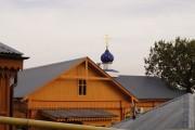 Воскресенский мужской монастырь. Церковь Воскресения Христова - Портпосёлок - Тольятти, город - Самарская область
