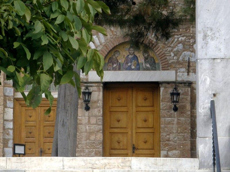 Монастырь Петраки, Афины (Αθήνα)