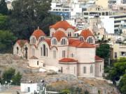 Церковь Маргариты Антиохийской - Афины (Αθήνα) - Аттика (Ἀττική) - Греция
