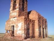 Церковь Казанской иконы Божией Матери - Красный Яр - Шумихинский район - Курганская область