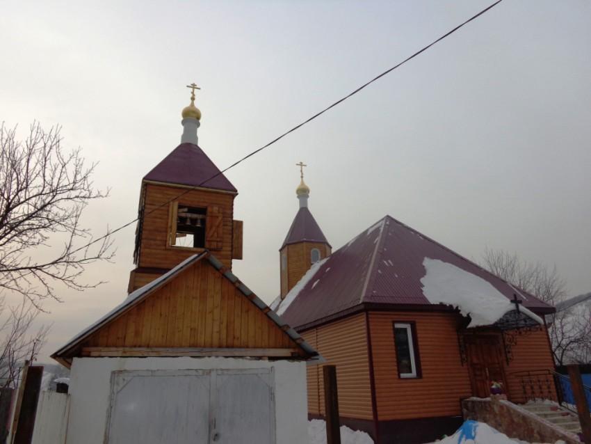 Церковь Спаса Преображения, Облучье
