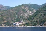 Монастырь Григориат - Афон (Ἀθως) - Айон-Орос (Άγιον Όρος) - Греция