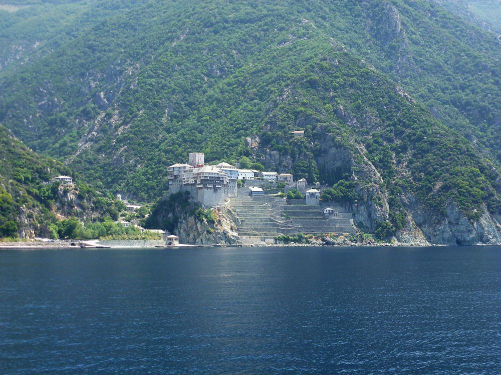 Монастырь Дионисиат, Афон (Ἀθως)