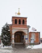Волгоград. Иосифа Астраханского на Центральном кладбище, церковь