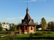 Часовня Сергия Радонежского - Пеньки - Палехский район - Ивановская область