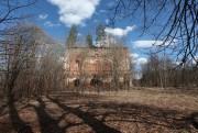 Церковь Троицы Живоначальной - Александрова Пустынь - Рыбинский район - Ярославская область