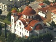 Церковь Святых отцов, в Метеорах подвизавшихся - Каламбака - Фессалия (Θεσσαλία) - Греция