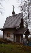 Неизвестная часовня - Немеричи - Дятьковский район - Брянская область