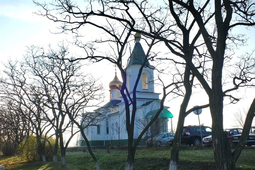 Церковь Троицы Живоначальной, Ягодинка