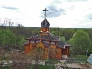 Перемышльский Шаровкин Успенский монастырь. Неизвестная часовня - Ильинское - Перемышльский район - Калужская область