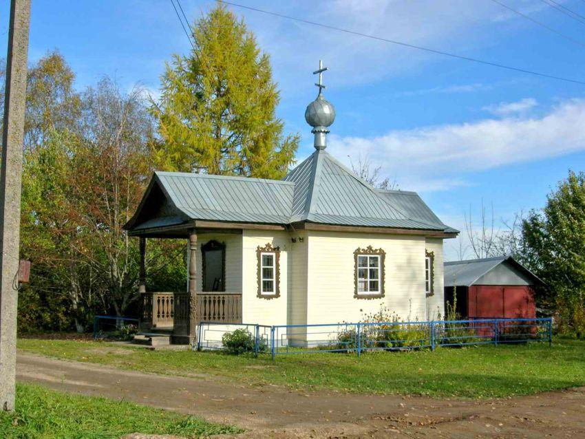 Часовня Николая Чудотворца, Воскресенское