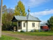 Часовня Николая Чудотворца - Воскресенское - Череповецкий район - Вологодская область