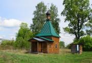 Неизвестная часовня - Осовец - Собинский район - Владимирская область
