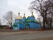 Церковь Троицы Живоначальной - Бездеж - Дрогичинский район - Беларусь, Брестская область