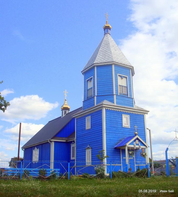 Церковь Покрова Пресвятой Богородицы, Прилуки
