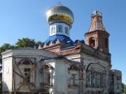 Борколабово. Казанской иконы Божией Матери, церковь