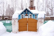 Церковь Николая Чудотворца - Речной - Кумёнский район - Кировская область