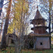 Часовня Николая Чудотворца - Ялгандсельга - Пудожский район - Республика Карелия