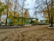 Церковь Александра Невского - Благовещенское - Вельский район - Архангельская область
