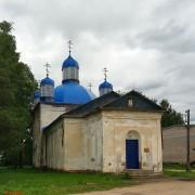 Церковь Илии Пророка - Судромский погост - Вельский район - Архангельская область