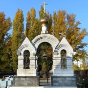 Церковь Флора и Лавра в Южном - Южный - Волгоград, город - Волгоградская область