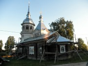 Церковь Космы и Дамиана - Логдуз - Бабушкинский район - Вологодская область