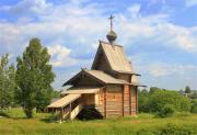 Церковь Пахомия Кенского - Шелоховская (Архангело) - Каргопольский район - Архангельская область