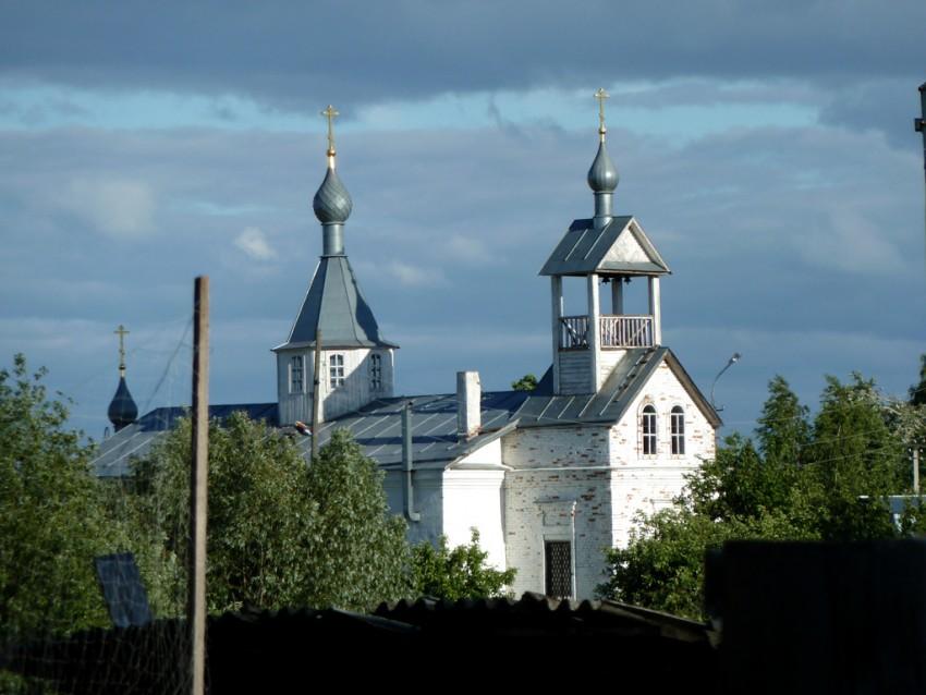 Церковь Спаса Преображения, Козьмодемьянск