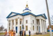 Церковь Екатерины - Гадичево - Гомельский район - Беларусь, Гомельская область