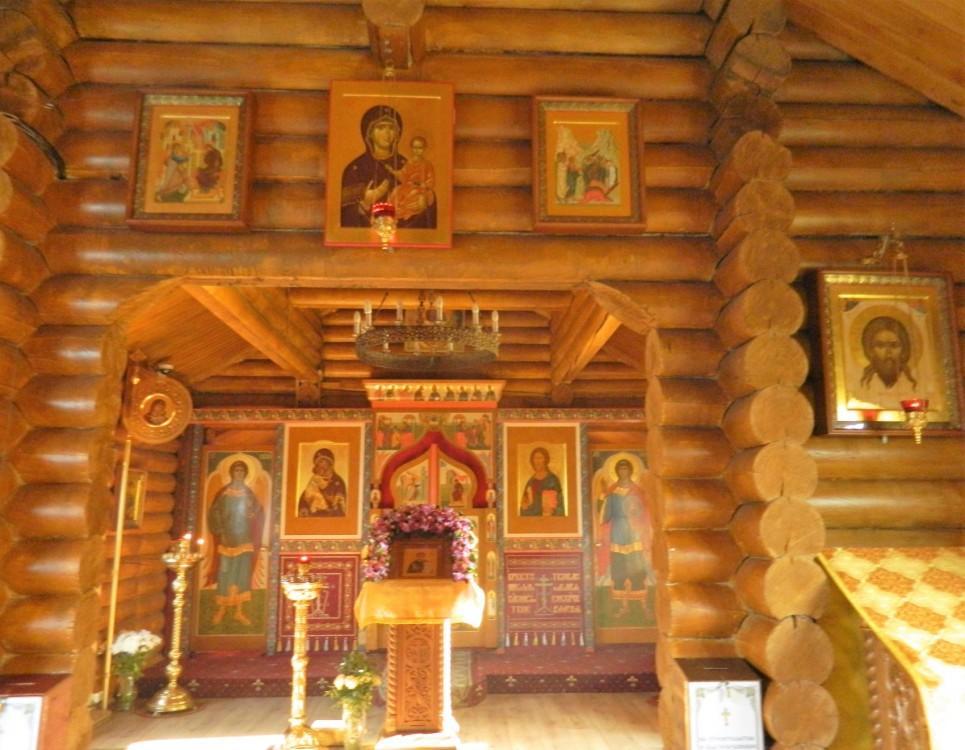 Церковь Владимирской иконы Божией Матери, Москва