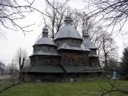 Церковь Параскевы Пятницы - Крехов - Жолковский район - Украина, Львовская область