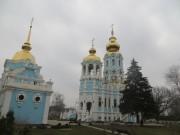 Харьков. Тамары царицы на Пятихатках, церковь