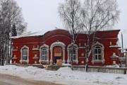 Церковь Афанасия Александрийского (каменная) - Афанасьево - Афанасьевский район - Кировская область