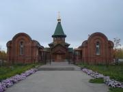 Новосибирск. Успения Пресвятой Богородицы, церковь