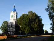 Церковь Михаила Архангела - Архангельское - Коми-Пермяцкий округ, Юсьвинский район - Пермский край