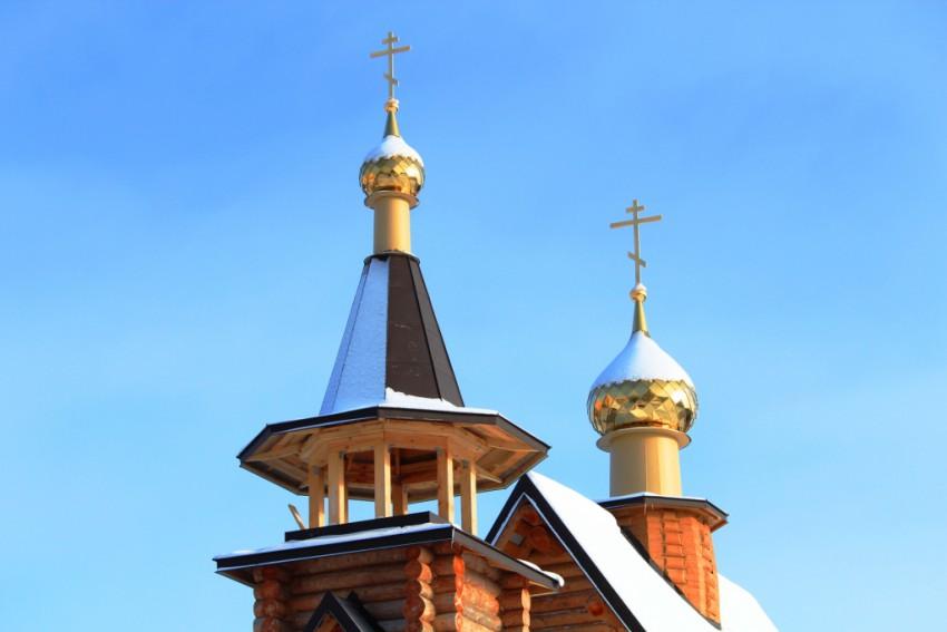 Московская область, Сергиево-Посадский городской округ, Скоропусковский. Церковь иконы Божией Матери