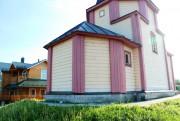 Церковь Никона Радонежского на Пюхтицком подворье - Марино - Сергиево-Посадский городской округ - Московская область
