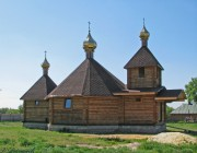 Церковь Николая Чудотворца (деревянная) - Мурафа - Богодуховский район - Украина, Харьковская область