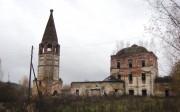 Церковь Воздвижения Креста Господня - Гари - Сокольский ГО - Нижегородская область